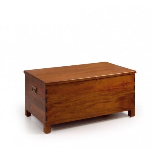Cassapanca coloniale legno