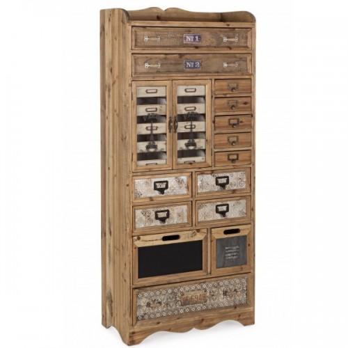 Cassettiera industrial multicassetti