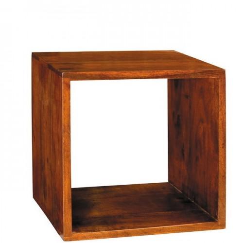 Cubo per libreria etnica componibile