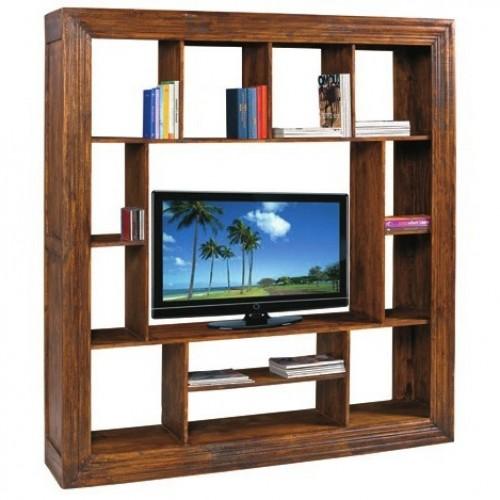 Libreria etnica porta tv