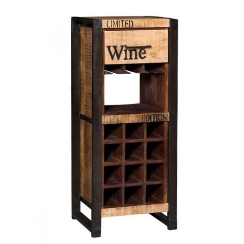 Portabottiglie industrial Wine