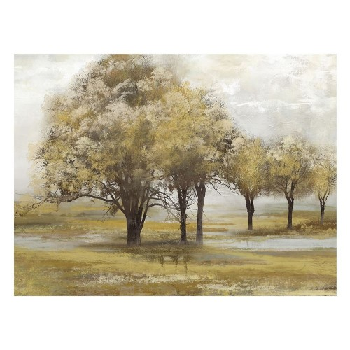 Quadro etnico tela alberi