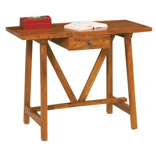 Tavolo scrivania a capretta