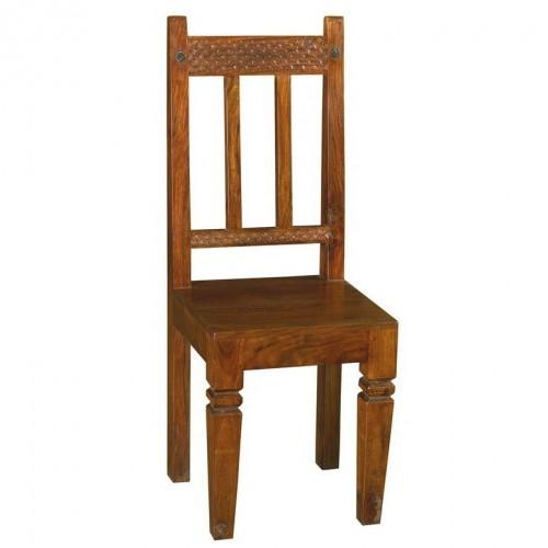 Sedie SET 6 PEZZI legno massello