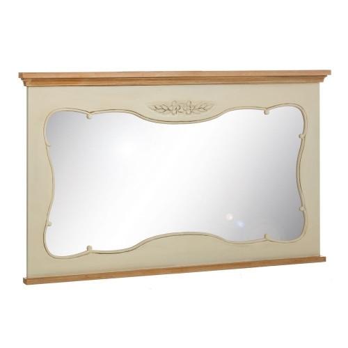 Specchio bianco provenzale