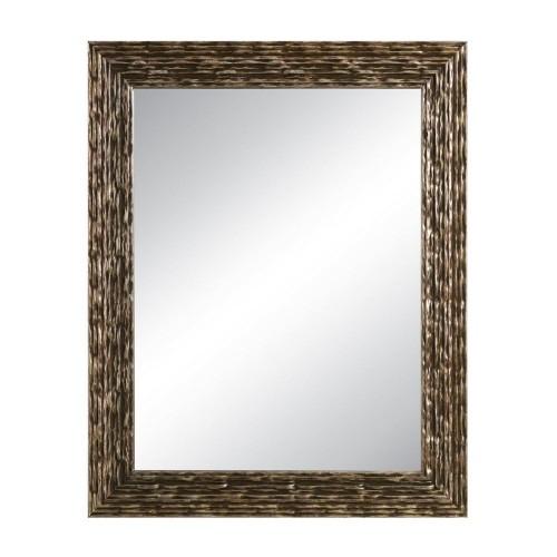 Specchio etnico oro brunito