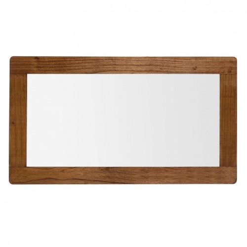 Specchio rettangolare coloniale classico