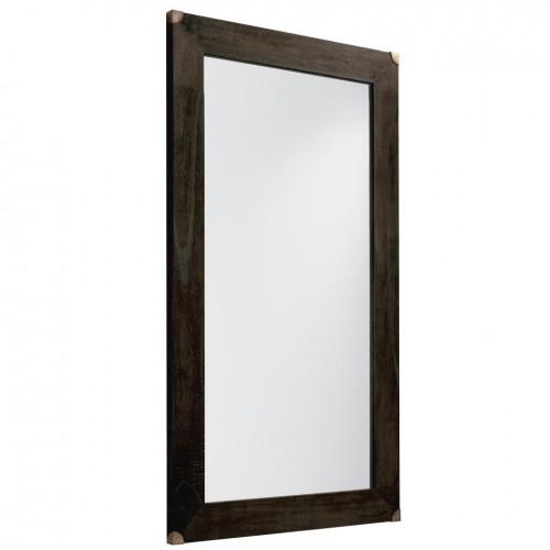 Specchio Industrial living rettangolare