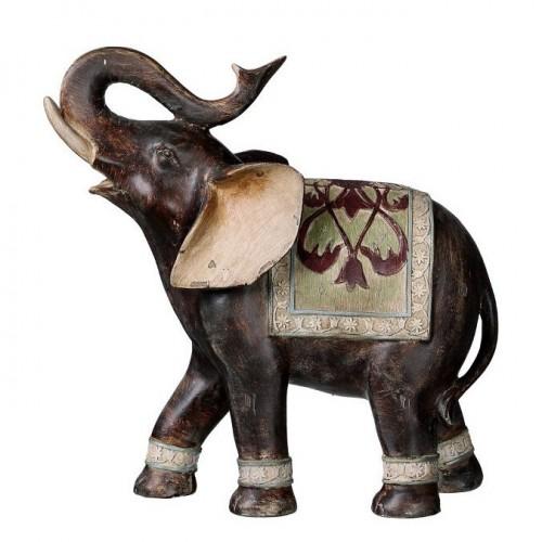 Statua anticata elefante