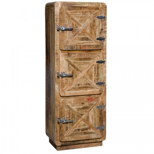 Stipo etnico legno massello