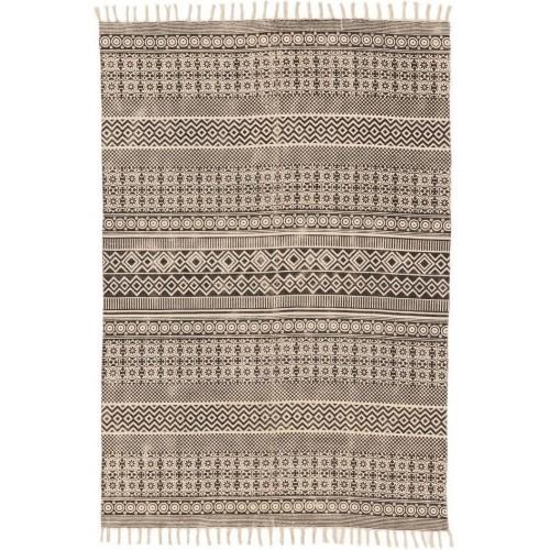 Tappeto etnico cotone