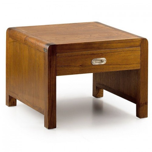Tavolino basso coloniale classico