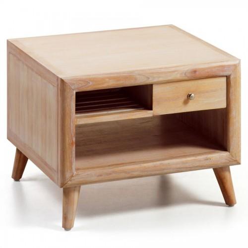 tavolino basso retro chic