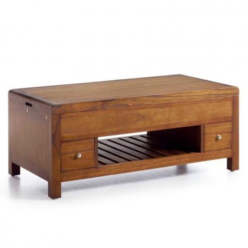 Tavolino coloniale classico