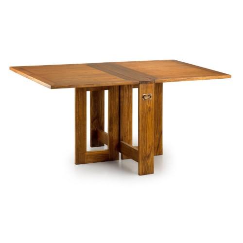 Tavolino pieghevole neo-coloniale