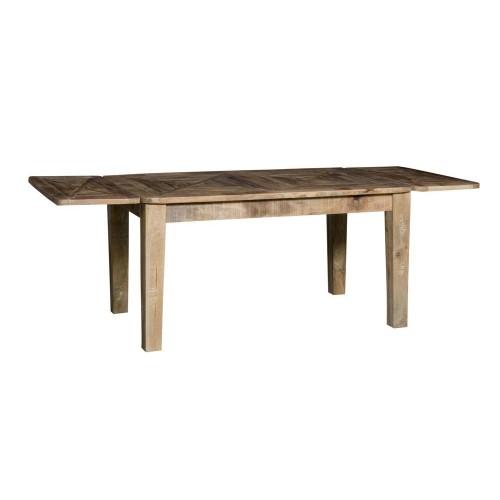 Tavolo etnico legno massello
