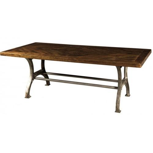 Tavolo stile metropolitano