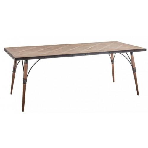 Tavolo vintage naturale