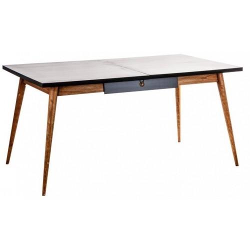 Tavolo vintage noir