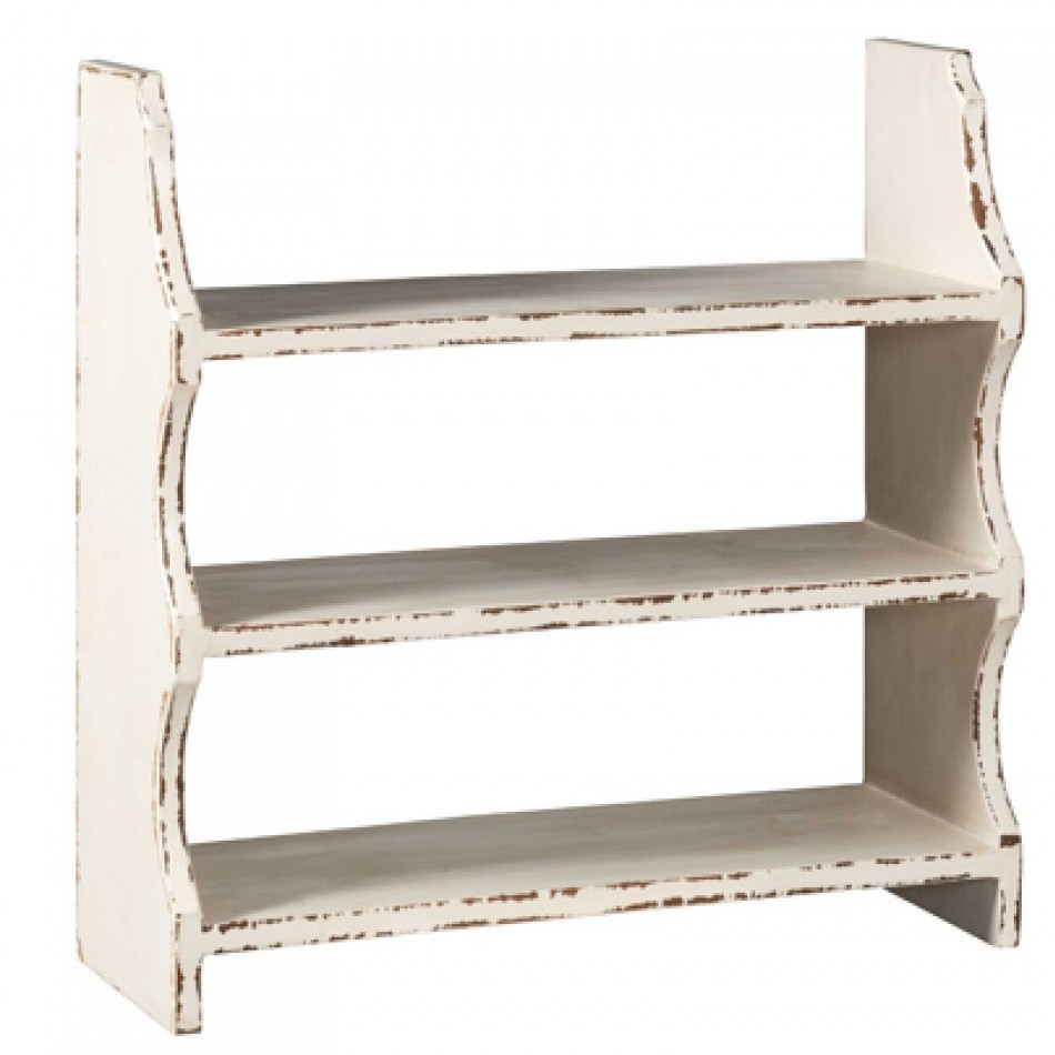 Mensola provenzale shabby chic etnic outlet arredamento for Shabby chic e arredamento provenzale
