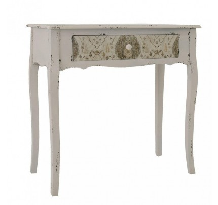 Consolle stile shabby chic