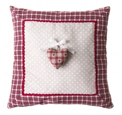 Cuscino patchwork provenzale