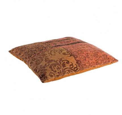 Cuscino orientale rosso maxi