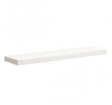 Mensola legno bianca