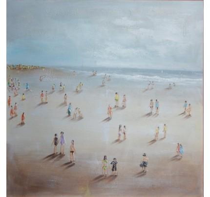Quadro provenzale spiaggia