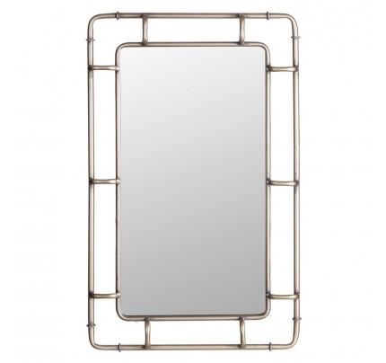 Specchio vintage metallo