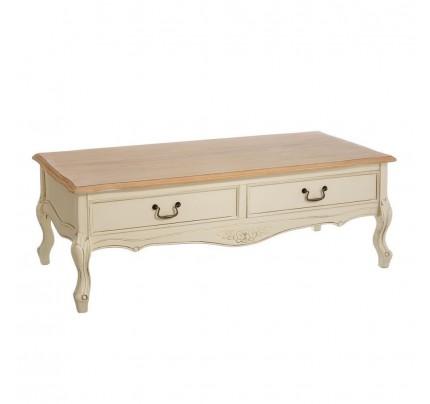 Tavolino salotto shabby