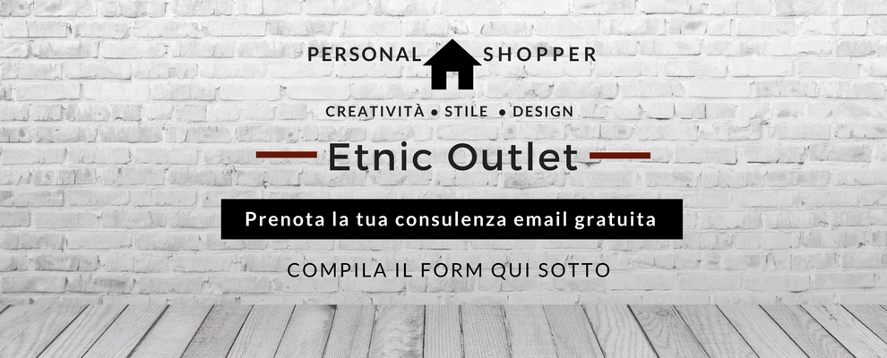 personal shopper etnico outlet