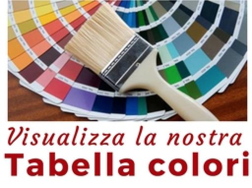 tabella colori mobili su misura online