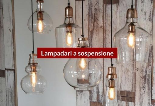 lampadari vendita online
