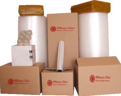 extra imballaggio e protezione merce