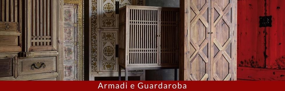 ARMADI E GUARAROBA ONLINE