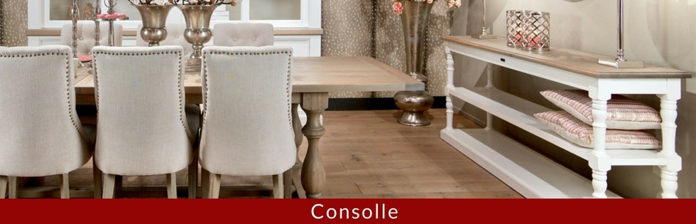 Consolle vendita online