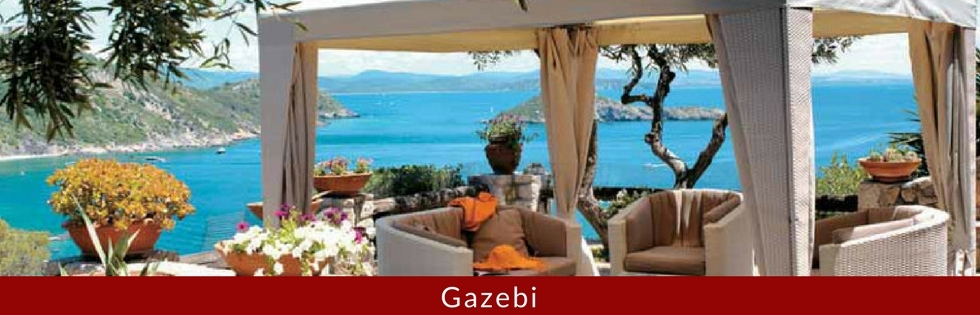 gazebi giardino