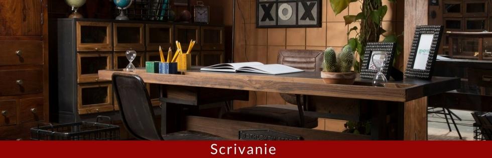 Scrivanie da ufficio vintage industrial etniche sconti for Scrivanie ufficio on line