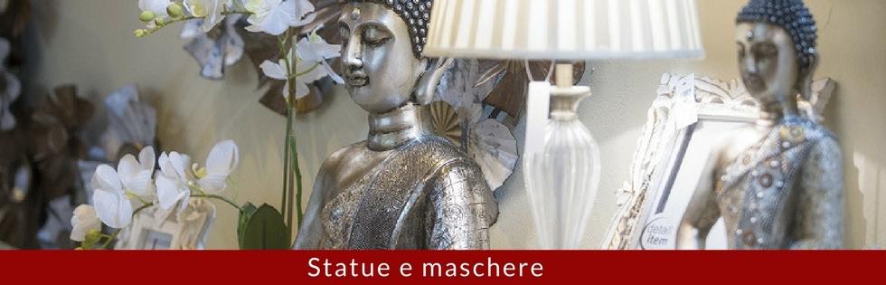 statue e maschere
