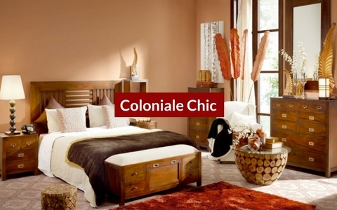 Coloniale Chic