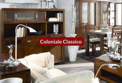 collezione coloniale classico