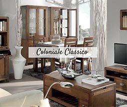 Arredamento stile etnico coloniale mobili vendita online