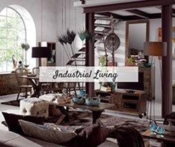 Stile Industrial e mobili stile vintage online