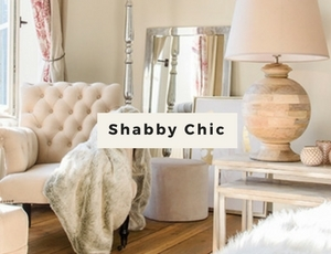 stile shabby chic