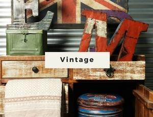 Tavolo industrial living vintage